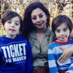 Iranere verden over fejrer nytår