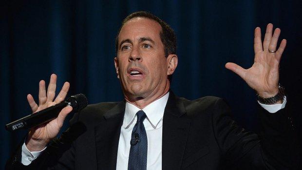Jerry Seinfeld fylder 60