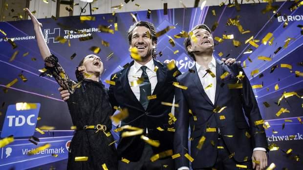 Eurovision skæpper i Københavns hotelkasse