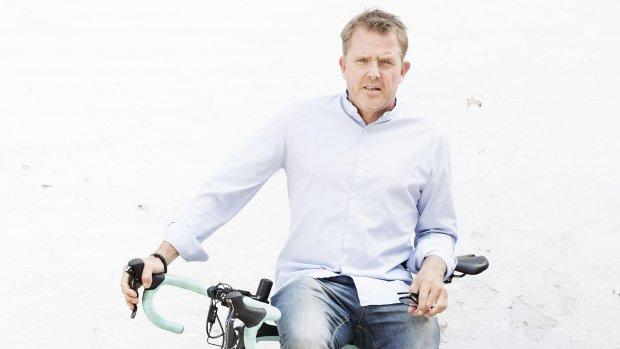 Tidligere cykelrytter Rolf Sørensen